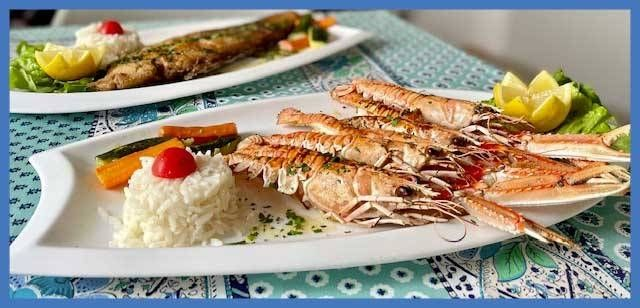 L'Amirauté - Restaurant Saintes Maries de la mer